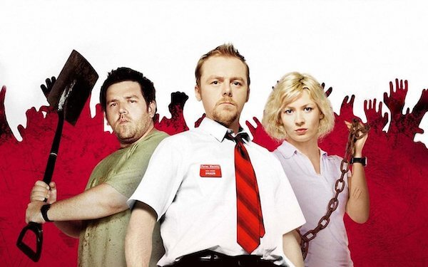 Learning from Shaun of the Dead's plot structure